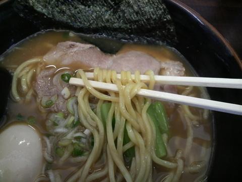 囲・中太麺