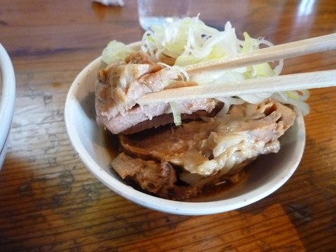 日の出製麺所・角チャー