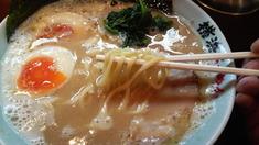 壱八家ラーメン・麺