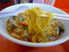 ちゃんぽん亭 麺