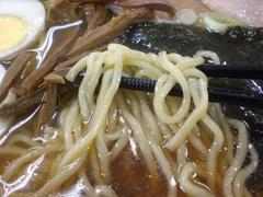 鹿沼台大勝軒・麺