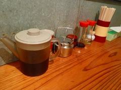 日の出製麺所卓上