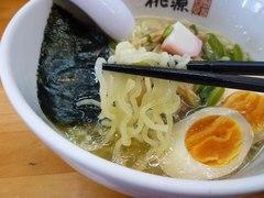 桃源・しお・麺