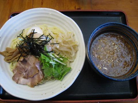 麺や食堂・つけ麺+味玉