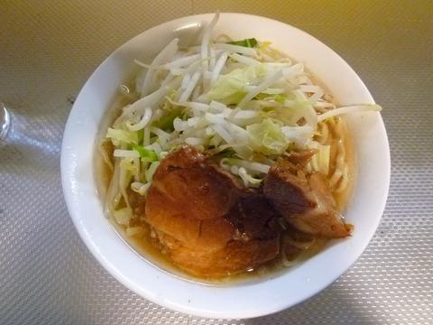 トロ玉入りラーメン(小)