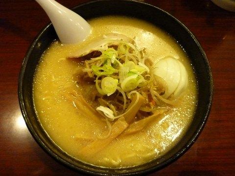 札幌や・味噌ラーメン+玉子