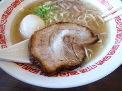 麺丸・炙りチャーシュー