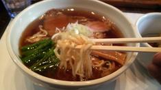 菜かむら今味醤油・麺