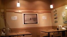 まるぼし食堂店内2