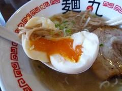 麺丸・味玉&メンマ