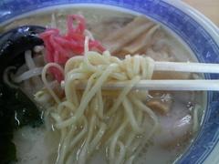 つくし・パイタンラーメン・麺