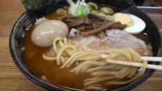 厚木大勝軒味噌中華・麺