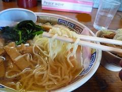日の出製麺所・細麺