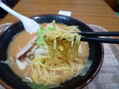 みそ源・麺