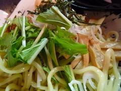 炎 水菜メンマ
