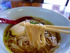 飯田商店 麺