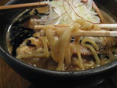 和BUBU・みそ次郎・麺
