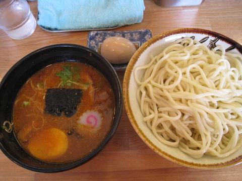 ○鈴大勝軒・みそもり+味玉