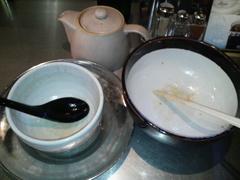 ZUND−BAR冬の味噌つけ麺・完食
