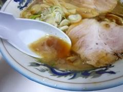 ぺーぱん・正油スープ