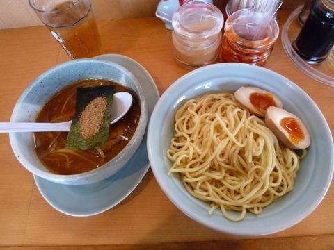 つけ麺+味玉