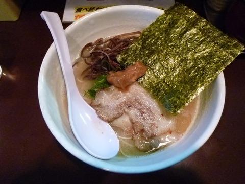 心麺+塩味付き玉子