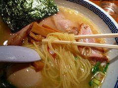秀膽・細麺
