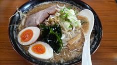 かしわ屋札幌味噌+味玉