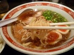 麺一筋・太麺