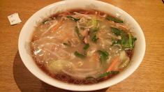 まるぼし食堂特製サンマー麺