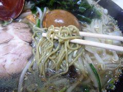 大五郎・モロヘイヤ麺