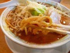 柳屋 中太麺