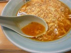 ニュータンタンメン本舗・スープ