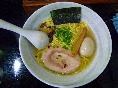 味玉塩ら〜麺
