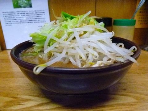 野菜豚骨 (2)