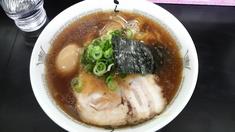 ら塾ラーメン+名古屋コーチン味付玉子