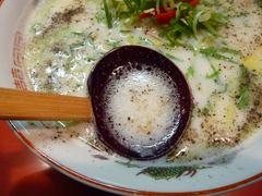 ジャカルタ SuSuスープ