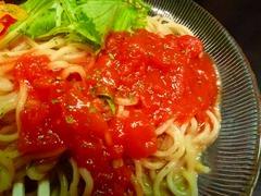 虎二 トマトソース