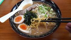 かしわ屋札幌味噌・麺