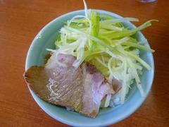 壱七家 オリジナルミニネギ丼