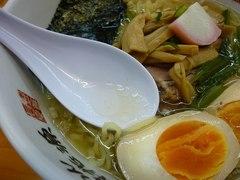 桃源・しお・スープ