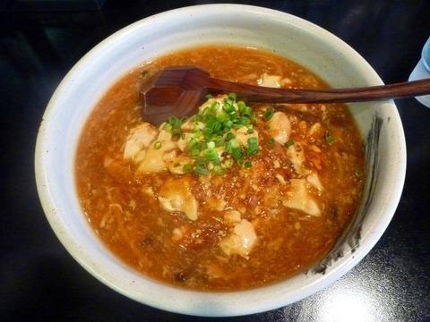 Melty 酸辣麻婆麺