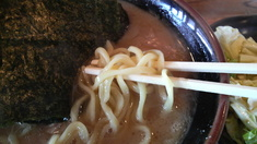 梅家ラーメン・麺