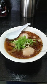 泰平醤油ラーメン