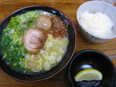 松壱家・極み鶏+ライス