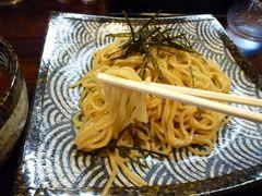 MUGEN つけ麺 麺