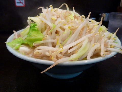 町田大勝軒・とんこつ野菜・横
