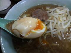 三浦屋・半熟卵