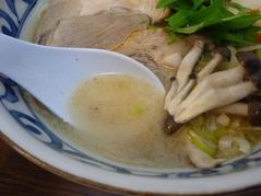 逸刀流・スープ