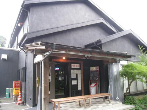 ZUND-BAR外観